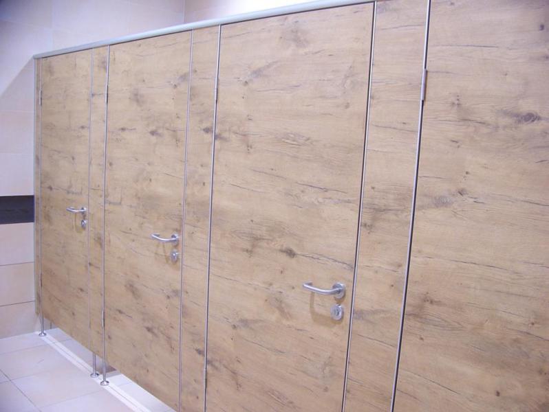 Systemy ścian działowych do sanitariatów i natrysków 3